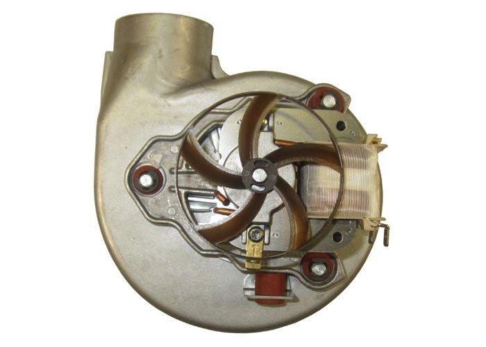 Ремонт вентилятора на настенном газовом котле в челябинске